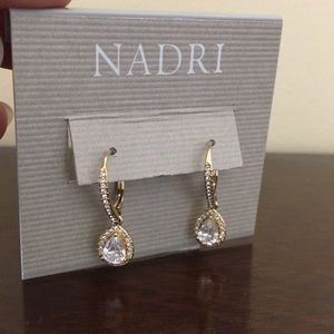 78efc5adc Nadri Jewelry | Pear Drop Earringsnordstrom Rack | Poshmark